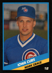 1988 Iowa Cubs/CMC Minor League #44