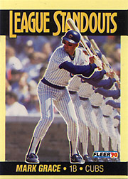 1990 Fleer League Standouts #6