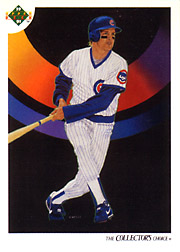 1991 Upper Deck #99 Team Checklist