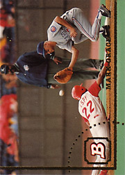 1994 Bowman #410 Topps Superstar Sampler