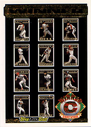 1994 Topps #NN Black Gold Winner Group C Certified