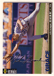 1995 Upper Deck Collector's Choice #205 Silver Signature