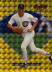 1996 Bowman's Best #89 Atomic Refractor