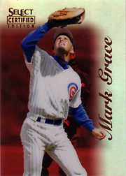 1996 Score Select Certified #94 Mirror Red 1 of 90