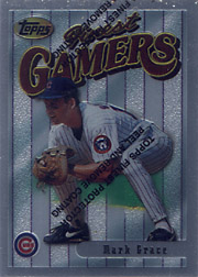 1996 Topps Finest #189 Finest Gamers