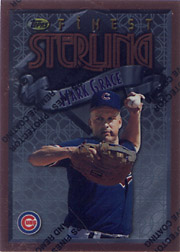 1996 Topps Finest #267 Sterling Finest