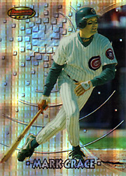 1997 Bowman's Best #16 Atomic Refractor