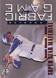 1997 Donruss Limited #66 Fabric of the Game