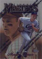 1997 Topps Finest #262 Finest Masters