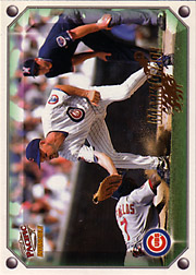 1998 Pacific Invincible #130 Gems of the Diamond