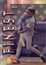 1998 Topps #ILM19 Mystery Finest Refractor