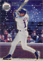 1998 Topps Stars #114 Silver SN#3340/4399