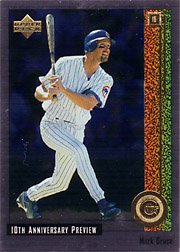 1998 Upper Deck #24 10th Anniversary Preview Hobby