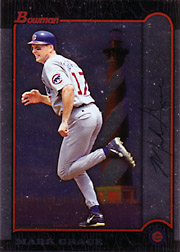 1999 Bowman #64 International