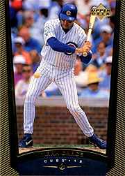 1999 Upper Deck #61 Exclusives Level 2 (No Serial Number, Stated Print Run 1/1)