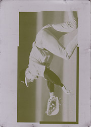 2000 Topps Gallery #61 Cyan Printing Plate SN#1/1