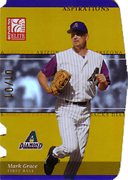 2003 Donruss Elite #85 Aspirations Gold SN#1/1