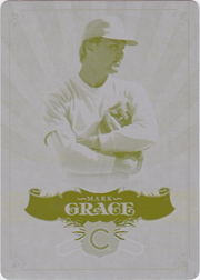 2006 Upper Deck SP Legendary Cuts #52 Yellow Printing Plate SN#1/1