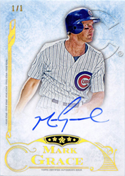 2015 Topps Five Star Auto #FSA-MG Gold SN#1/1