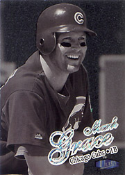1998 Ultra Platinum Masterpiece #68P SN#1/1