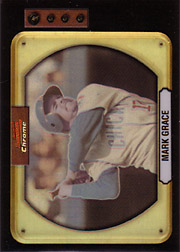 2000 Bowman Chrome #20 Retro/Future Refractor