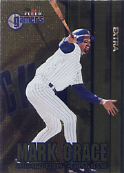 2000 Fleer Gamers #63 Gold Extra