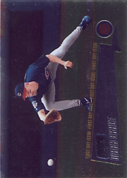 2000 Stadium Club Chrome #3 First Day Issue SN#22/100