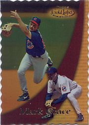 2000 Topps Gold Label #76 Class 2 Gold SN#032/100