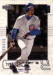 2000 Upper Deck Hitter's Club #13