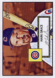 2001 Topps Heritage #130