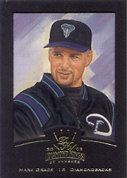 2002 Donruss Diamond Kings #79 Gold Portrait SN#016/100