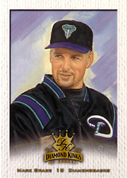 2002 Donruss Diamond Kings #79 No Foil Variation