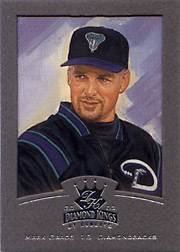 2002 Donruss Diamond Kings #79 Silver Portrait SN#346/400