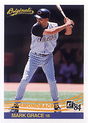 2002 Donruss Originals #147 1984 Design Aqueous