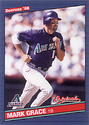 2002 Donruss Originals #268 1986 Design Aqueous