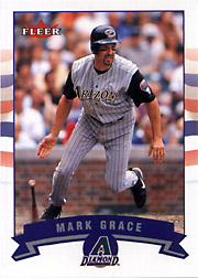 2002 Fleer #92 Gold Ink