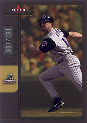 2002 Fleer Maximum #62 To The Max SN#331/331