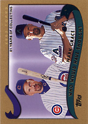 2002 Topps Traded #T272 Who Would Have Thought Gold #0956/2002