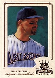 2003 Donruss Diamond Kings #77 Bronze Portrait