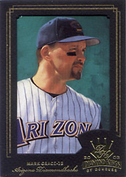 2003 Donruss Diamond Kings #77 Gold Portrait SN#081/100