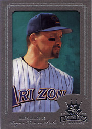 2003 Donruss Diamond Kings #77 Silver Portrait