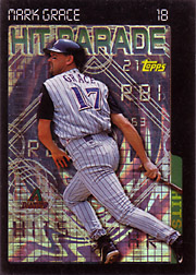 2003 Topps #HP25 Hit Parade