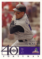 2003 Upper Deck 40-Man #491