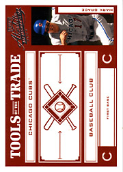 2004 Playoff Absolute Memorabilia #TT-88 Tools of the Trade Red SN#138/200