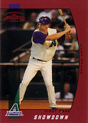2005 Donruss Team Heroes #24 Red