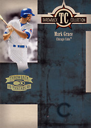 2005 Donruss Throwback Threads #TC-17 Throwback Collection Spectrum SN#043/100