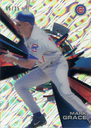 2015 Topps High Tek #HT-MGE Clouds Diffractor SN#05/25