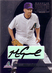 2003 Donruss Signature Series #6 Autograph 1 of 141
