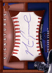 2005 Upper Deck Sweet Spot Classic #MG Signatures Autograph