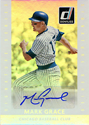 2015 Donruss Signature Series #75 Autograph